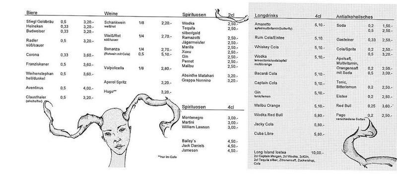 Prometheus-Keller KG - Getränke und Snacks
